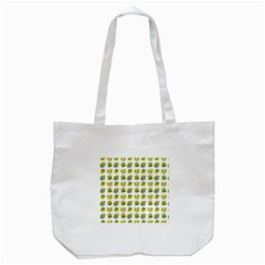 St Patrick S Day Background Symbols Tote Bag (white) by BangZart