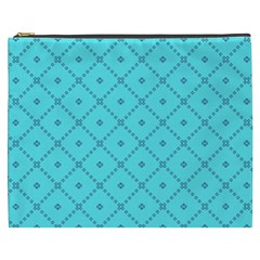 Pattern Background Texture Cosmetic Bag (xxxl)  by BangZart