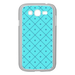 Pattern Background Texture Samsung Galaxy Grand Duos I9082 Case (white) by BangZart
