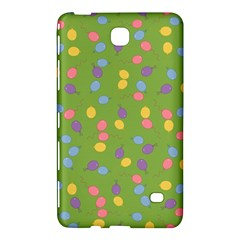 Balloon Grass Party Green Purple Samsung Galaxy Tab 4 (8 ) Hardshell Case  by BangZart