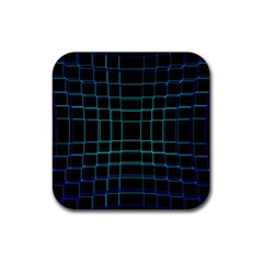 Abstract Adobe Photoshop Background Beautiful Rubber Square Coaster (4 Pack)  by BangZart
