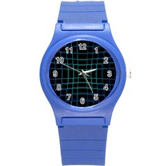 Abstract Adobe Photoshop Background Beautiful Round Plastic Sport Watch (s) by BangZart