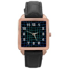 Abstract Adobe Photoshop Background Beautiful Rose Gold Leather Watch  by BangZart