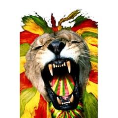 Reggae Lion 5 5  X 8 5  Notebooks by BangZart