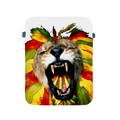 Reggae Lion Apple Ipad 2/3/4 Protective Soft Cases by BangZart