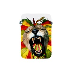 Reggae Lion Apple Ipad Mini Protective Soft Cases by BangZart