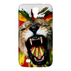 Reggae Lion Samsung Galaxy Mega 6 3  I9200 Hardshell Case by BangZart