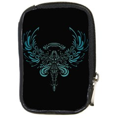 Angel Tribal Art Compact Camera Cases by BangZart