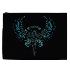 Angel Tribal Art Cosmetic Bag (xxl)  by BangZart