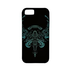 Angel Tribal Art Apple Iphone 5 Classic Hardshell Case (pc+silicone) by BangZart