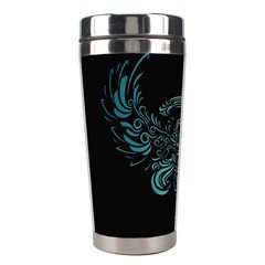 Angel Tribal Art Stainless Steel Travel Tumblers by BangZart