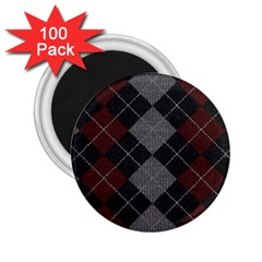 Wool Texture With Great Pattern 2 25  Magnets (100 Pack)  by BangZart