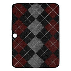 Wool Texture With Great Pattern Samsung Galaxy Tab 3 (10 1 ) P5200 Hardshell Case  by BangZart