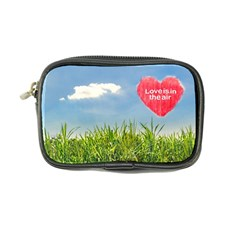 Love Concept Poster Coin Purse by dflcprints