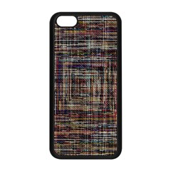 Unique Pattern Apple Iphone 5c Seamless Case (black) by BangZart