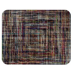 Unique Pattern Double Sided Flano Blanket (medium)  by BangZart