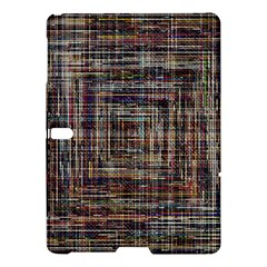 Unique Pattern Samsung Galaxy Tab S (10 5 ) Hardshell Case  by BangZart