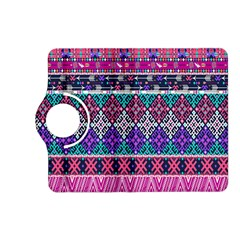 Tribal Seamless Aztec Pattern Kindle Fire Hd (2013) Flip 360 Case by BangZart