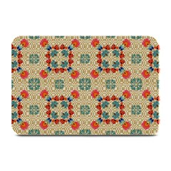 Traditional Scandinavian Pattern Plate Mats by BangZart