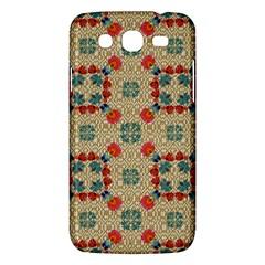 Traditional Scandinavian Pattern Samsung Galaxy Mega 5 8 I9152 Hardshell Case  by BangZart