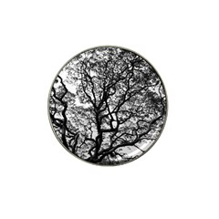 Tree Fractal Hat Clip Ball Marker (4 Pack) by BangZart