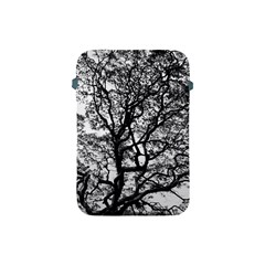 Tree Fractal Apple Ipad Mini Protective Soft Cases by BangZart