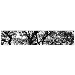 Tree Fractal Flano Scarf (small) by BangZart