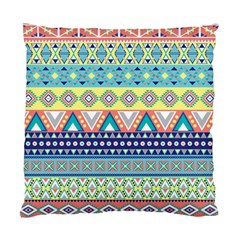 Tribal Print Standard Cushion Case (one Side) by BangZart