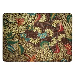 Traditional Batik Art Pattern Samsung Galaxy Tab 8 9  P7300 Flip Case by BangZart