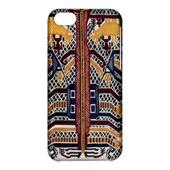 Traditional Batik Indonesia Pattern Apple Iphone 5c Hardshell Case by BangZart
