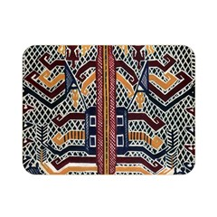 Traditional Batik Indonesia Pattern Double Sided Flano Blanket (mini)  by BangZart