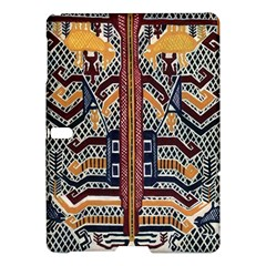 Traditional Batik Indonesia Pattern Samsung Galaxy Tab S (10 5 ) Hardshell Case  by BangZart