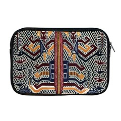 Traditional Batik Indonesia Pattern Apple Macbook Pro 17  Zipper Case by BangZart
