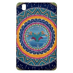 Traditional Pakistani Art Samsung Galaxy Tab Pro 8 4 Hardshell Case by BangZart