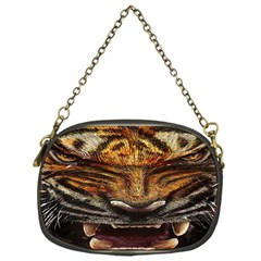 Tiger Face Chain Purses (one Side)  by BangZart