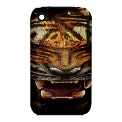 Tiger Face Iphone 3s/3gs by BangZart