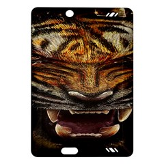 Tiger Face Amazon Kindle Fire Hd (2013) Hardshell Case by BangZart