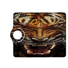 Tiger Face Kindle Fire Hdx 8 9  Flip 360 Case by BangZart