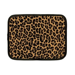 Tiger Skin Art Pattern Netbook Case (small)  by BangZart