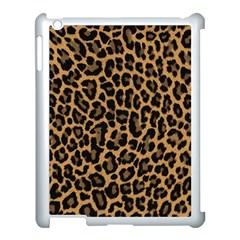 Tiger Skin Art Pattern Apple Ipad 3/4 Case (white) by BangZart