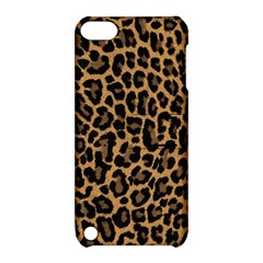 Tiger Skin Art Pattern Apple Ipod Touch 5 Hardshell Case With Stand by BangZart