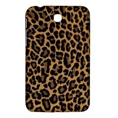 Tiger Skin Art Pattern Samsung Galaxy Tab 3 (7 ) P3200 Hardshell Case  by BangZart