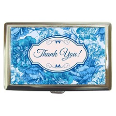Thank You Cigarette Money Cases by BangZart