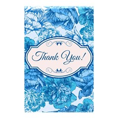 Thank You Shower Curtain 48  X 72  (small)  by BangZart