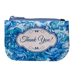 Thank You Large Coin Purse by BangZart