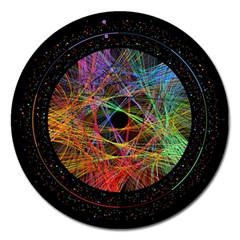 The Art Links Pi Magnet 5  (round) by BangZart