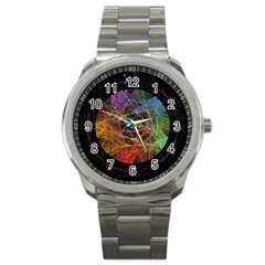 The Art Links Pi Sport Metal Watch by BangZart