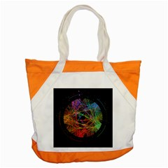 The Art Links Pi Accent Tote Bag by BangZart