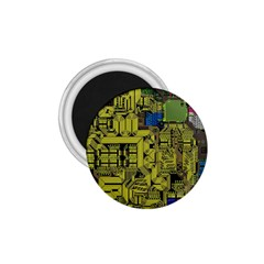 Technology Circuit Board 1 75  Magnets by BangZart