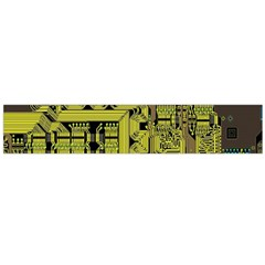 Technology Circuit Board Flano Scarf (large) by BangZart